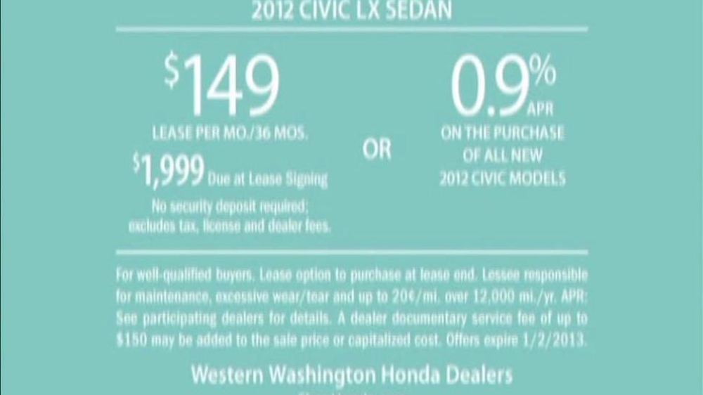 Honda Holiday Sales Event TV Spot, 'Dear Honda: Sister'  - Screenshot 9