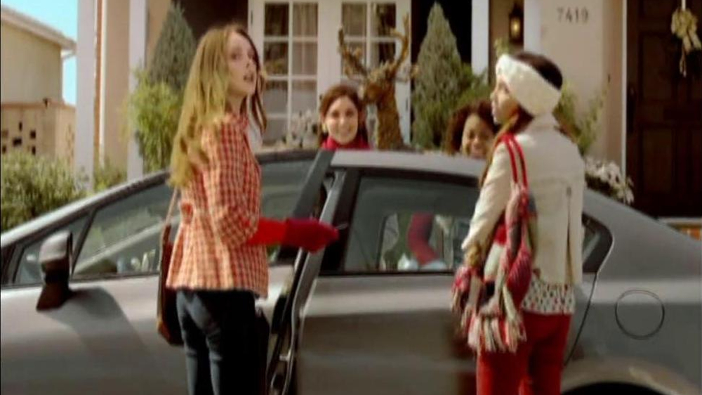 Honda Holiday Sales Event TV Spot, 'Dear Honda: Sister'  - Screenshot 2