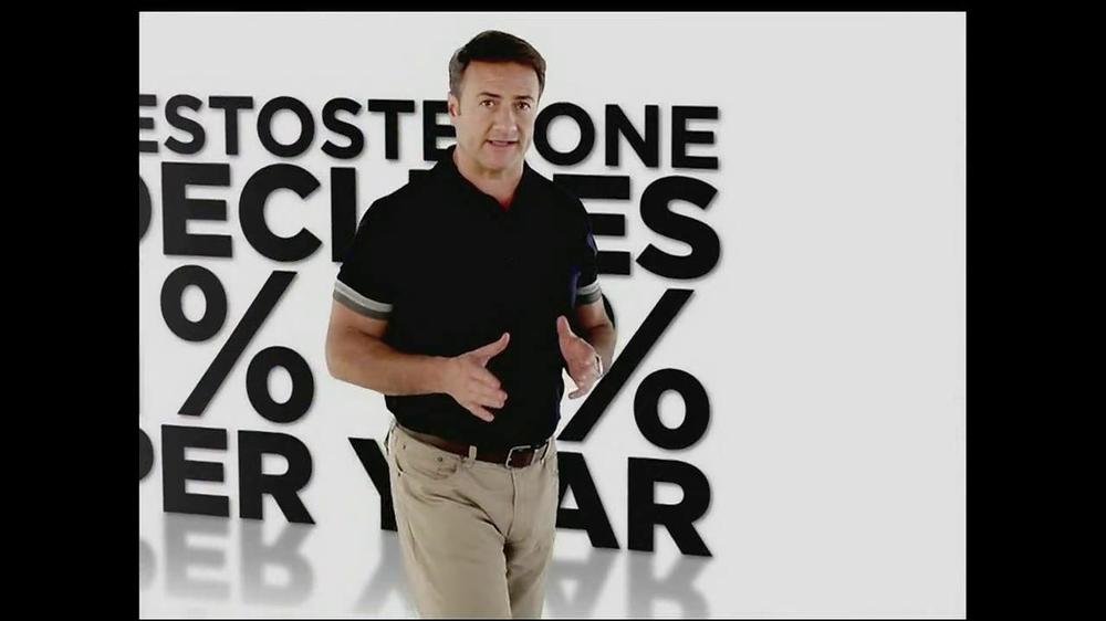Ageless Male TV Spot, 'Over 40' - Screenshot 3