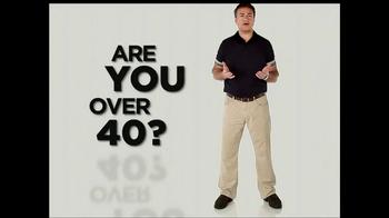 Ageless Male TV Spot, 'Over 40' - Thumbnail 1