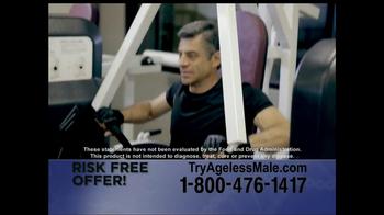 Ageless Male TV Spot, 'Over 40' - Thumbnail 7