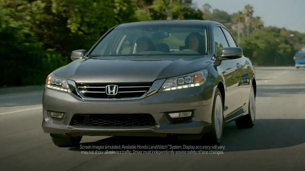 honda accord contour commercial song