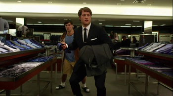 Van Heusen Institute of Style TV Spot Featuring Mathew Stafford
