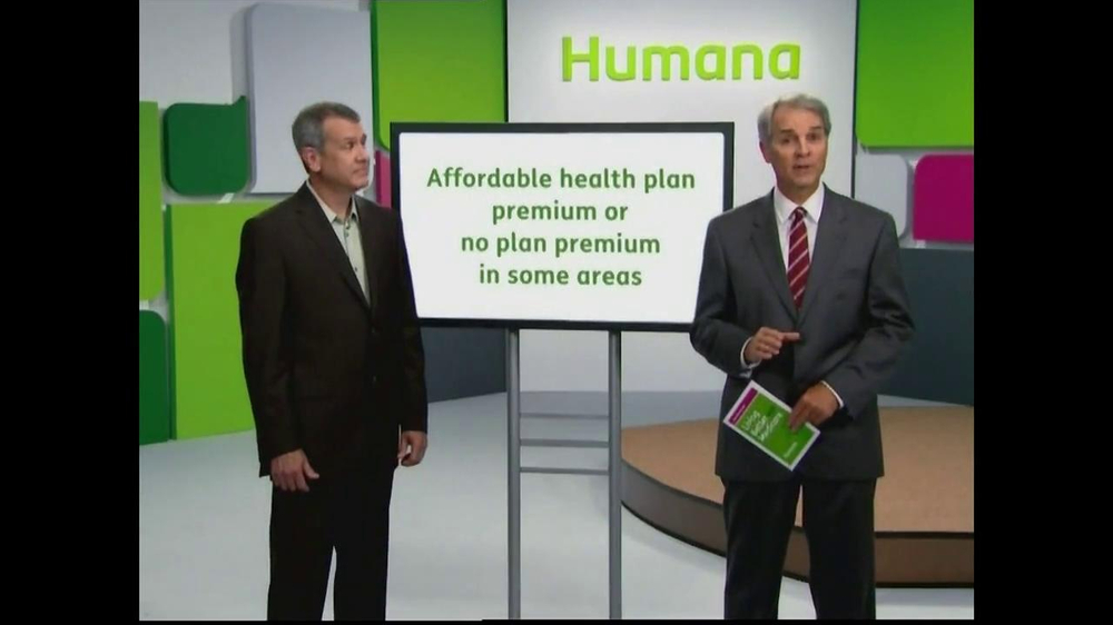 Humana TV Spot 'Questions and Answers' - Screenshot 6