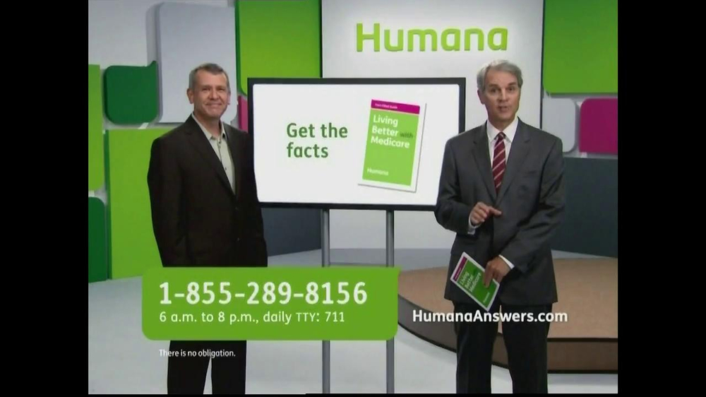 Humana TV Spot 'Questions and Answers' - Screenshot 8