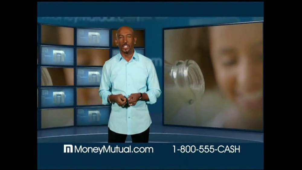 Money Mutual TV Commercial, 39;Single Mom39; Featuring Montel Williams