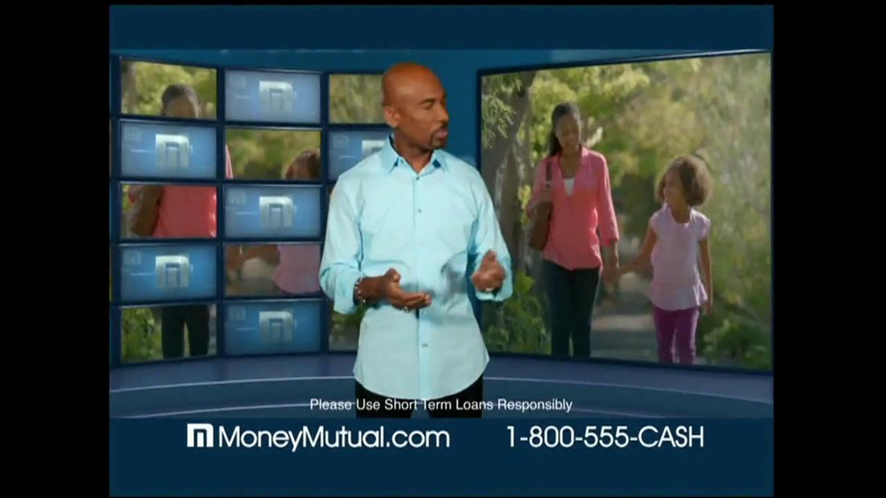 Money Mutual TV Spot, 'Single Mom' Featuring  Montel Williams thumbnail