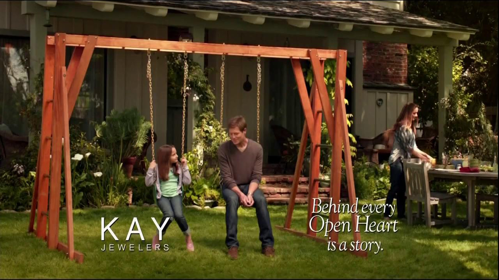 Kay Jewelers TV Spot 'Open Hearts' Featuring Jane Seymour - Screenshot 1