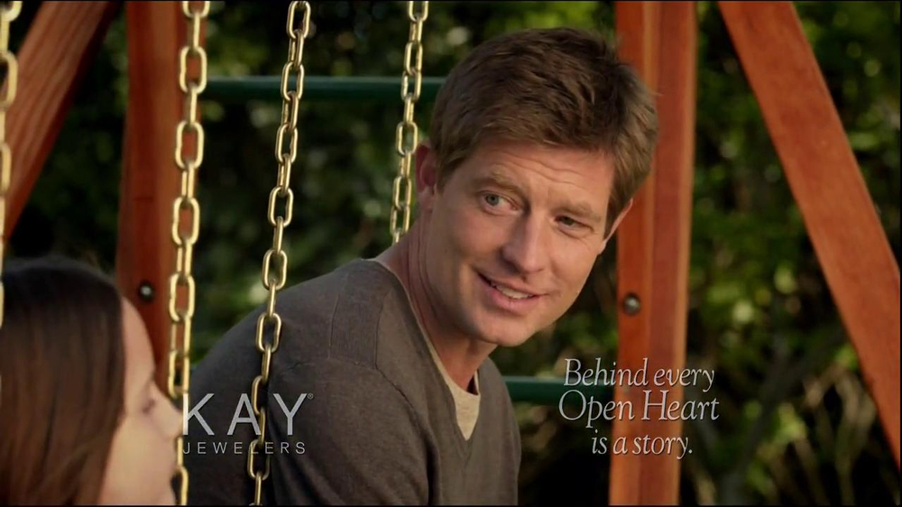 Kay Jewelers TV Spot 'Open Hearts' Featuring Jane Seymour - Screenshot 2