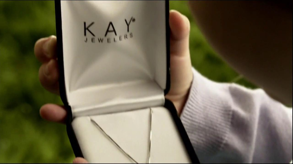 Kay Jewelers TV Spot 'Open Hearts' Featuring Jane Seymour - Screenshot 5