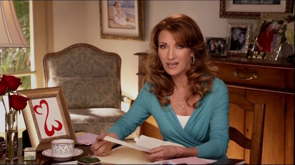 Kay Jewelers TV Spot 'Open Hearts' Featuring Jane Seymour - Screenshot 7