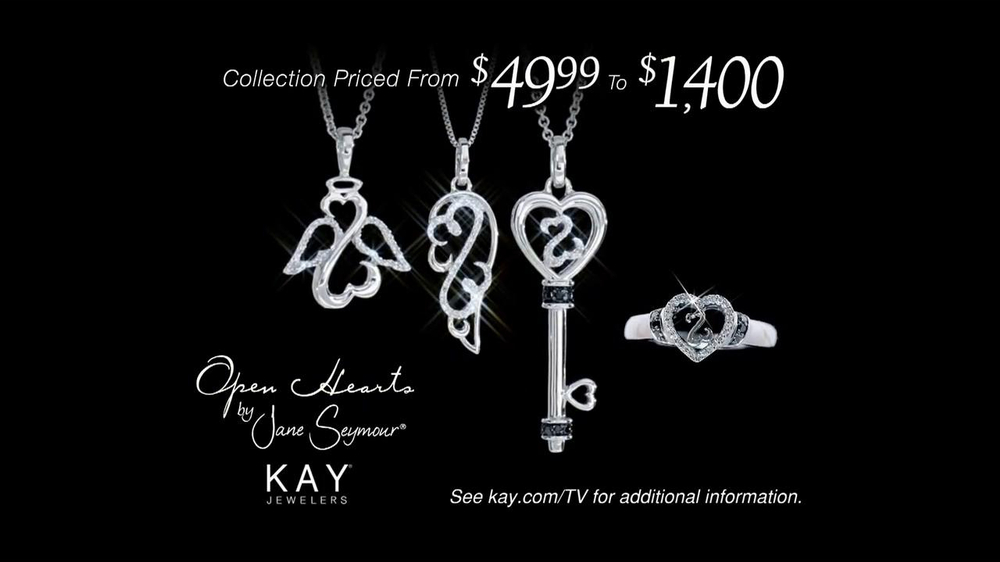 Kay Jewelers TV Spot 'Open Hearts' Featuring Jane Seymour - Screenshot 9