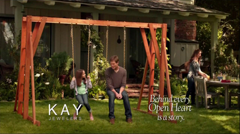 Kay Jewelers TV Spot 'Open Hearts' Featuring Jane Seymour - Thumbnail 1