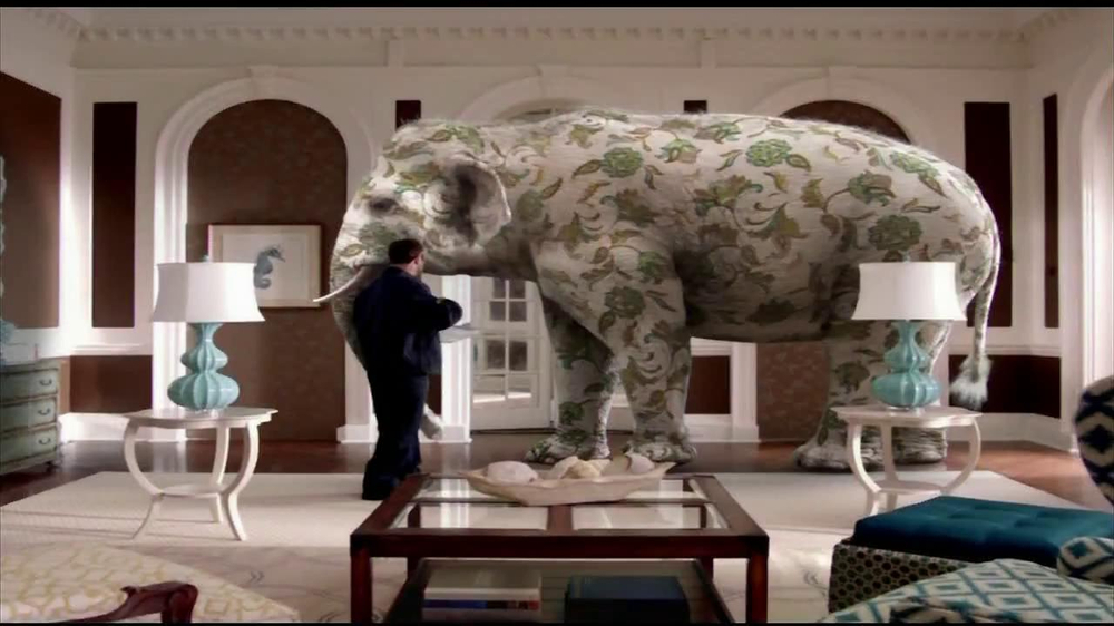 La Z Boy Tv Spot Elephant In The Room Ispot Tv
