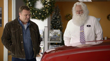 2012 Chevrolet Silverado All-Star Edition TV Spot, 'Santa Dealer'