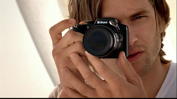 Nikon Coolpix S01 TV Spot Feating Ashton Kutcher - Thumbnail 6