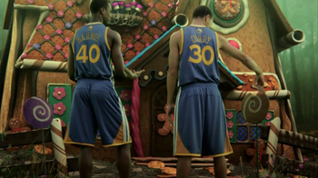 Stephen Curry and Harrison Barnes thumbnail