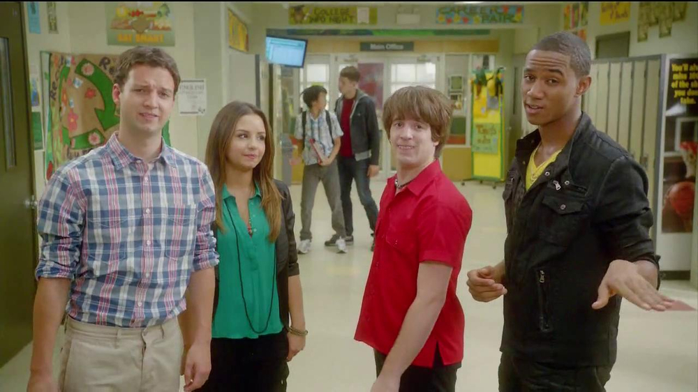 Stop Bullying Speak Up TV Spot Featuring Level Up Cast - Screenshot 3