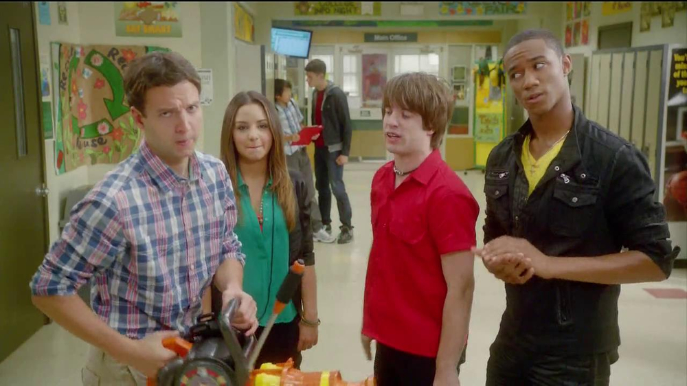Stop Bullying Speak Up TV Spot Featuring Level Up Cast - Screenshot 4