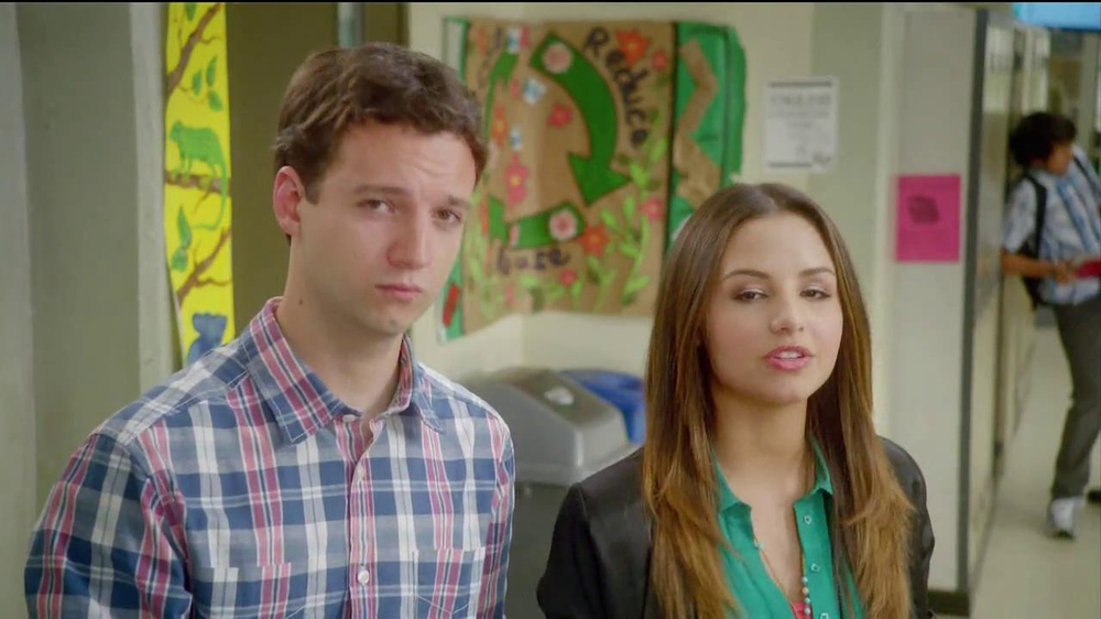 Stop Bullying Speak Up TV Spot Featuring Level Up Cast - Screenshot 5