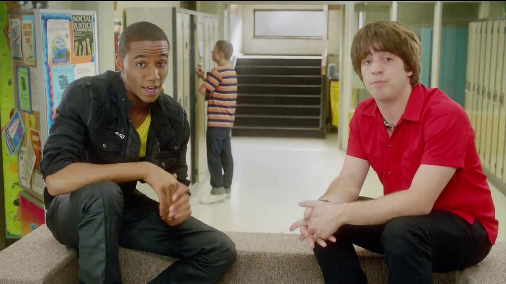 Stop Bullying Speak Up TV Spot Featuring Level Up Cast - Screenshot 7