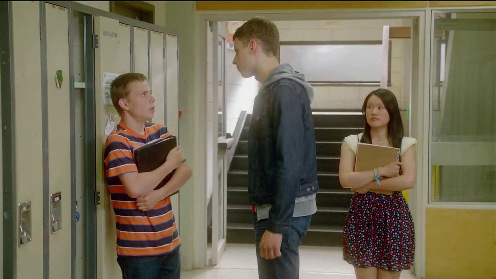 Stop Bullying Speak Up TV Spot Featuring Level Up Cast - Screenshot 8