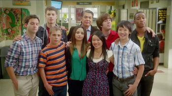 Stop Bullying Speak Up TV Spot Featuring Level Up Cast - Thumbnail 10
