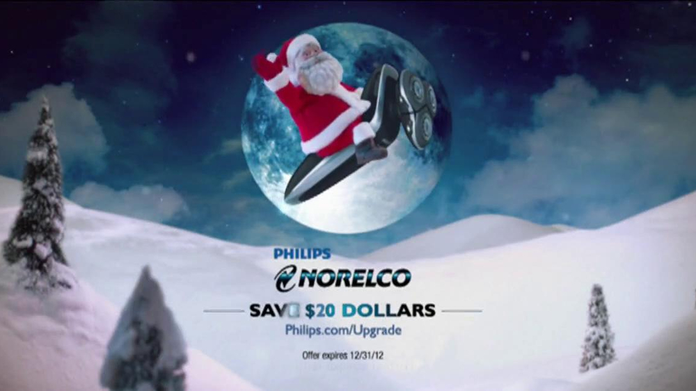 Philips Norelco Senso-Touch 3D TV Spot, 'Upgrade' - Screenshot 9