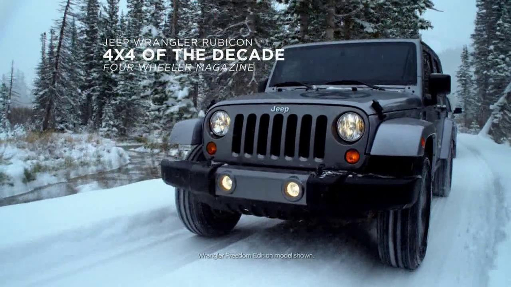 Jeep Big Finish Event TV Spot  - Screenshot 5