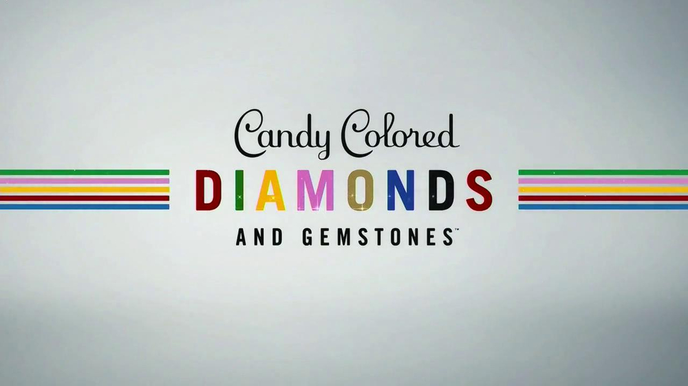 Zales Candy-Colored Diamonds TV Spot, Song by Hypnotic Eye - Screenshot 7