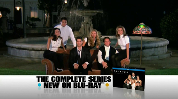 Friends: The Complete Series Blu-Ray TV Spot, 'Holiday Gift'