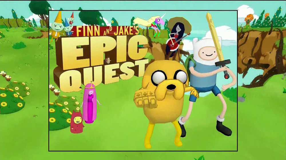 Finn and Jake's Epic Quest TV Spot  - Screenshot 8