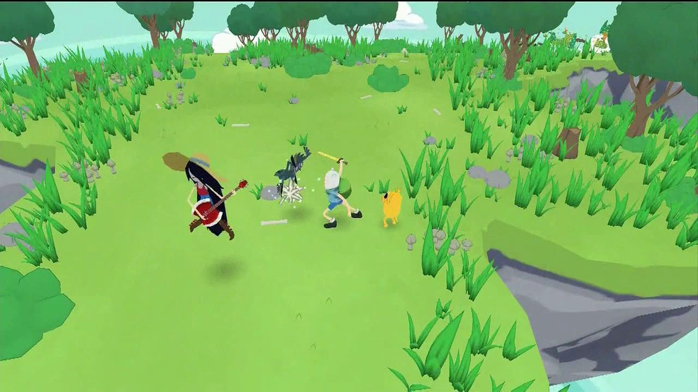 Finn and Jake's Epic Quest TV Spot  - Screenshot 6