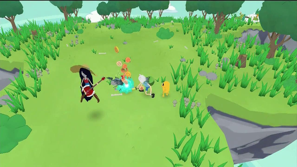 Finn and Jake's Epic Quest TV Spot  - Screenshot 7