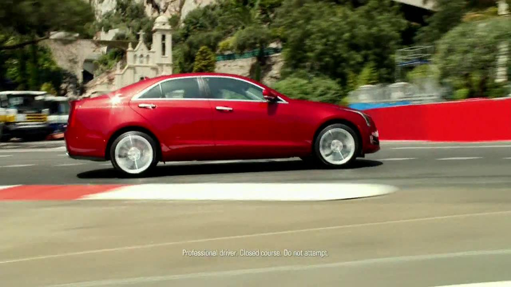 cadillac robot commercial. Cars Review. Best American Auto & Cars Review