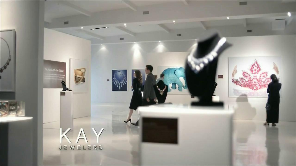 Kay Jewelers LeVian Collection TV Spot  - Screenshot 1
