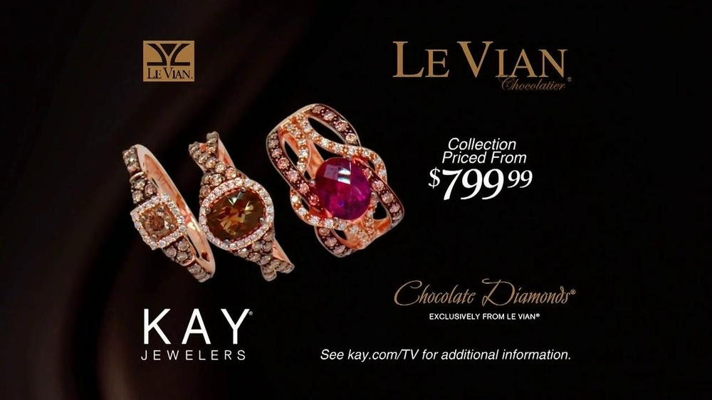 Kay Jewelers LeVian Collection TV Spot  - Screenshot 7