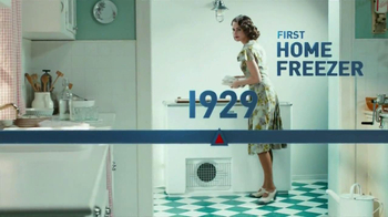 Frigidaire Gallery Orbit Clean Dishwasher TV Spot, 'Legendary Innovation' thumbnail