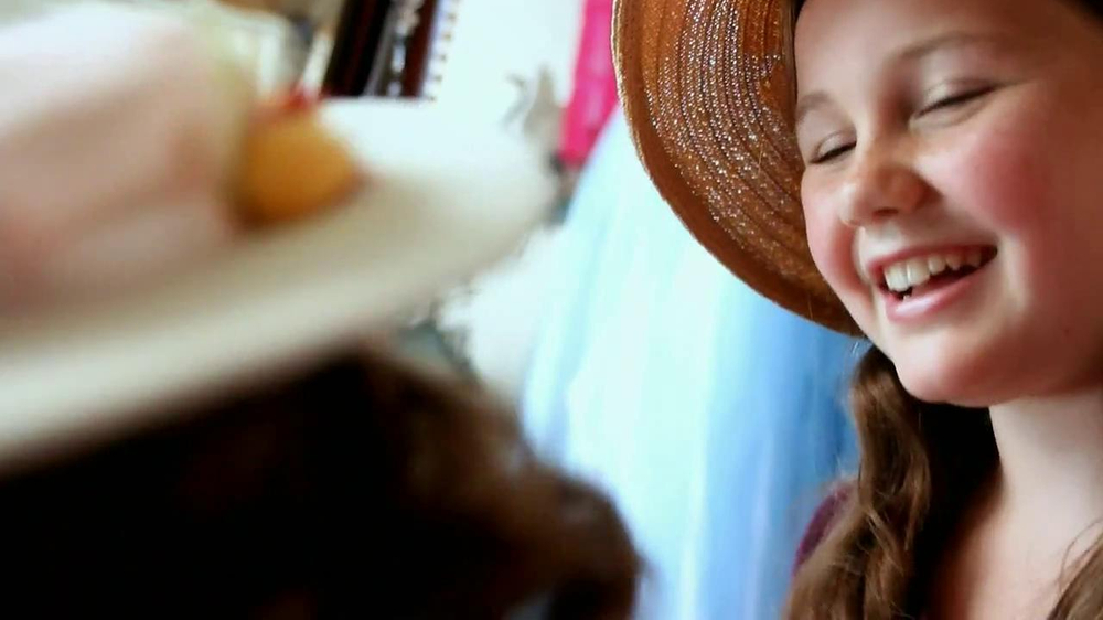 American Girl  Rebecca TV Spot, 'You and I' - Screenshot 9