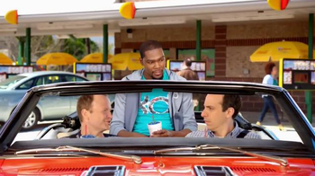 Sonic Drive-In Kevin Durant Candy Slush TV Spot, 'Dunk' Feat. Kevin Durant thumbnail