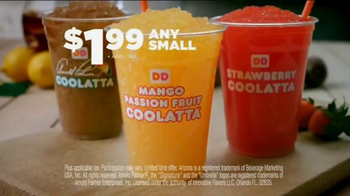 Dunkin' Donuts Coolatta TV Spot, 'Say It's Summertime' thumbnail