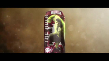 Dr Pepper: Avengers: One of a Kind Team
