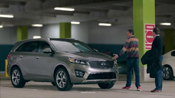 2016 Kia Sorento TV Spot, 'NBA: Transformation' Featuring Craig Sager thumbnail