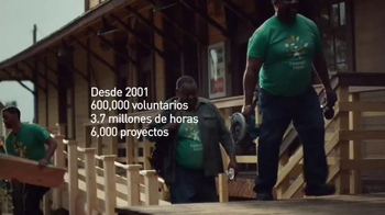 Comcast Cares Day TV Spot, 'Manos Sucias' [Spanish] thumbnail