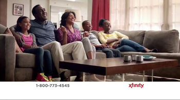 XFINITY X1 Double Play TV Spot, 'You're Ready: Lock in Your Rate' thumbnail