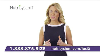 Nutrisystem Fast 5+ TV Spot, 'Do Something' Featuring Melissa Joan Hart thumbnail