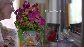 1-800-FLOWERS.COM: Be the Reason Mom Feels Loved