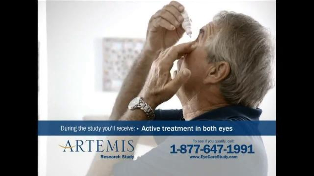 Artemis Research Study Tv Spot 39 Dropless Therapy 39