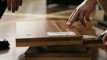 Lumber Liquidators TV Spot, 'Floors Know a Lot'
