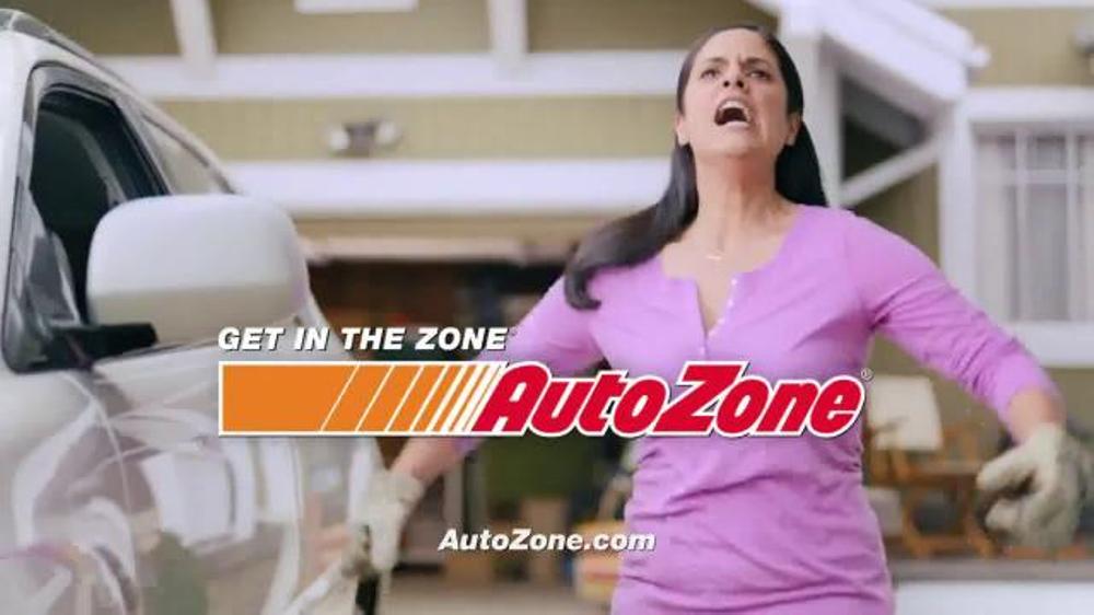 Autozone Tv Spot Strong Woman Ispot Tv